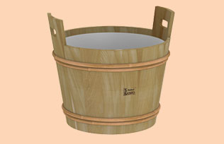 Pails with cover