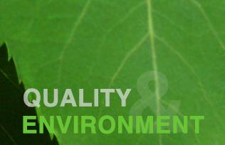Quality & Environment