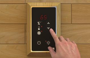 IR Sauna Control