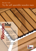 Wooden Floor Mat (670kB)