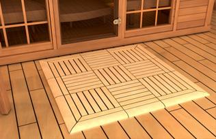 Floor Mats & Benches