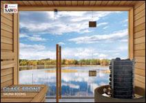 Glass Front Sauna Room (2.37mB)
