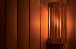 Sauna Lights & Covers
